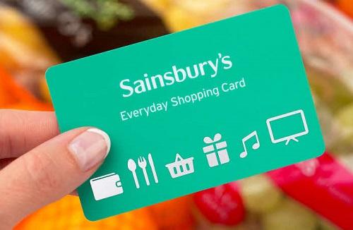 Oursainsburys employee discount card